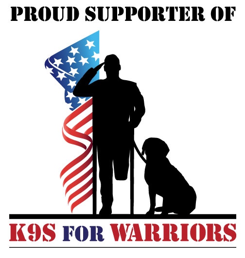 K9's for warriors, K9FW